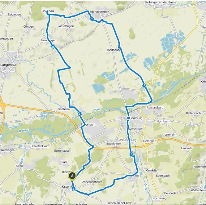 SFC - Fahrradtour 2019 -- Abgesagt !!